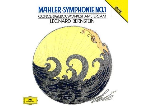 189 Mahler, Symphony No. 1 ('Titan') album cover
