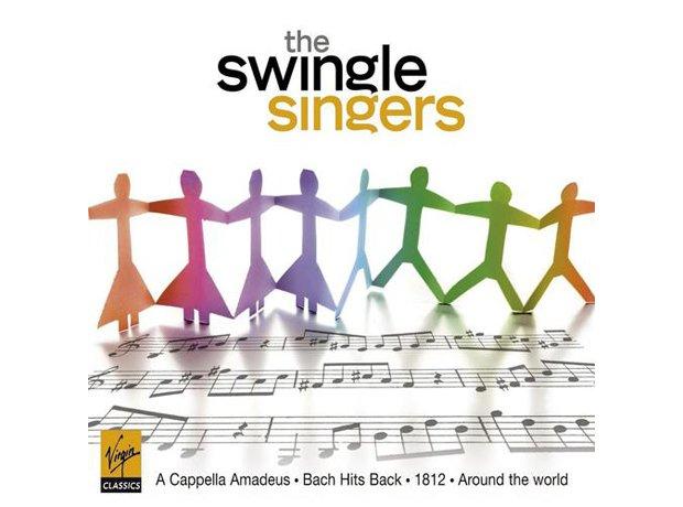Bach, Cantata No. 140 (Wachet Auf), by the Swingle