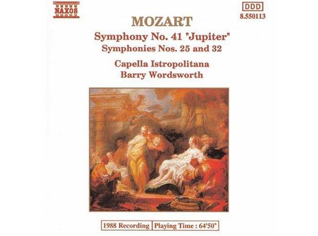 274 Mozart, Symphony No. 41 ('Jupiter'), Capella I