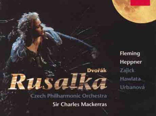 193 Dvořák, Rusalka, by Renée Fleming, Czech Philh