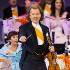 André Rieu at the Dutch Coronation