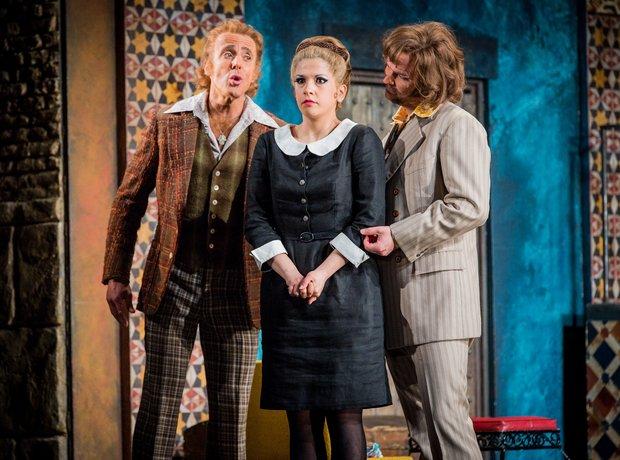 Marriage of Figaro at Glyndebourne 2013