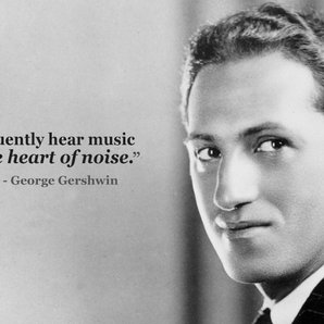 a biography of george gershwin the best known composer of orchestral compositions Completing 6 a biography of george gershwin an american composer compositions spanned both official biography best known works are the orchestral.