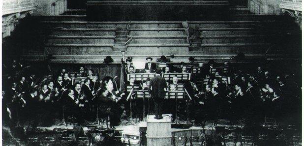Mahler St. Cecilia Rome