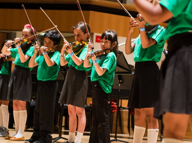 Bridge Project Ensemble Music For Youth