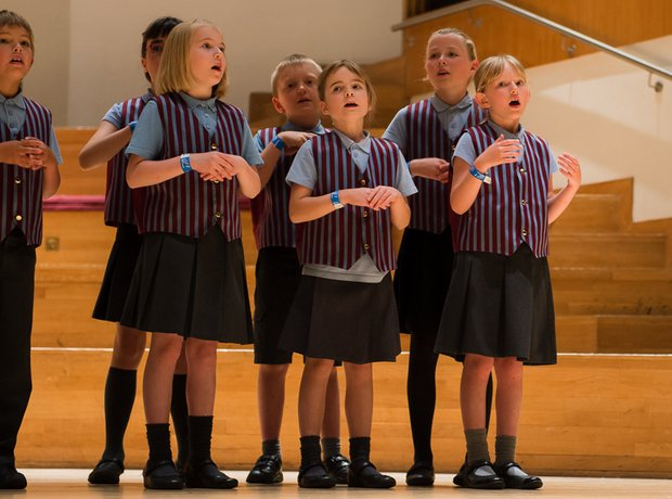 Charlton Kings Junior School Choir
