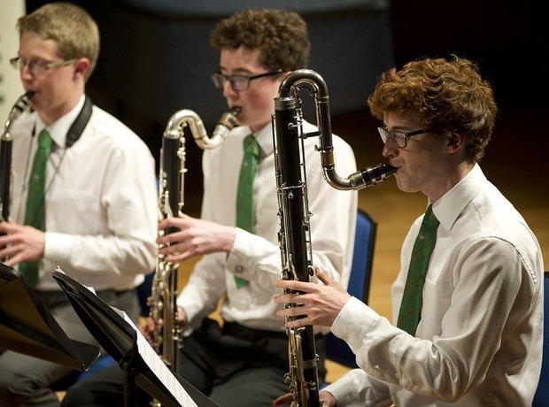 RGS Clarinet Choir