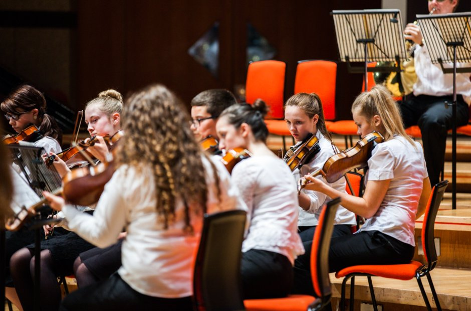 City Of Hull Youth Symphony Orchestra