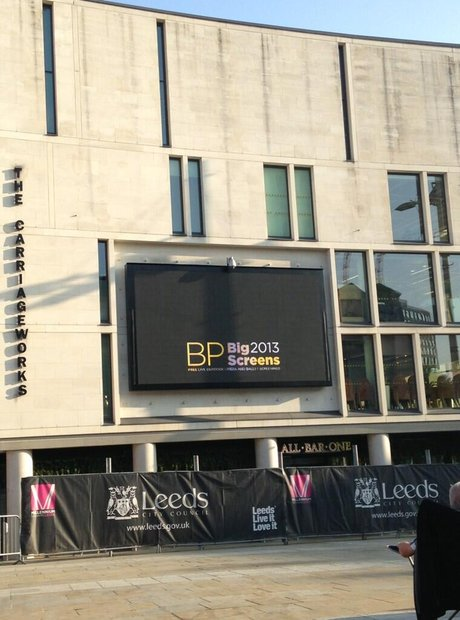 Royal Opera House #BPBigScreens