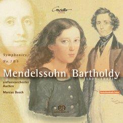 Mendelssohn Bartholdy - Symphonies