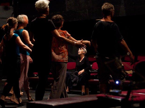 Peter Gregson - Dancefloor Bach Workshop
