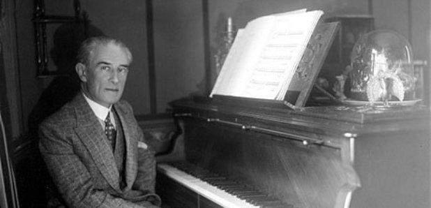 Ravel piano