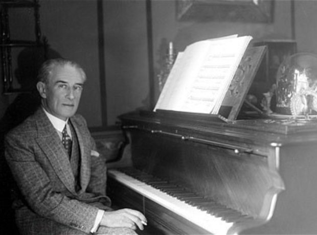 Ravel piano composer