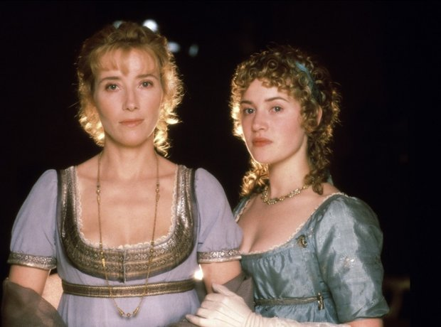 Sense and Sensibility Emma Thompson Jane Austen Kate Winslet