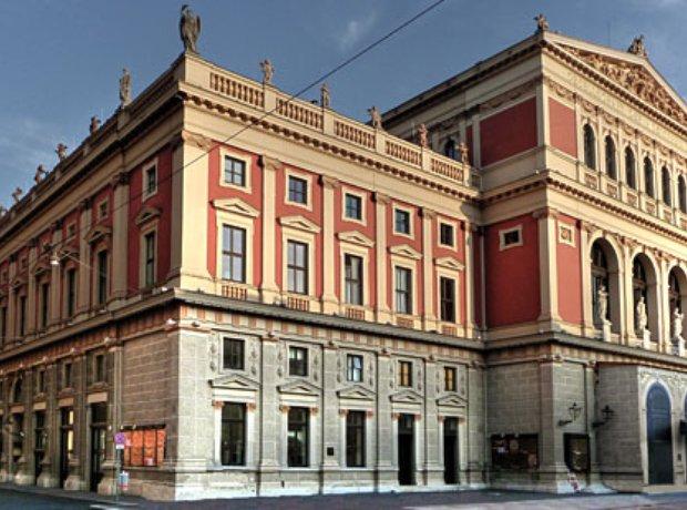 Vienna Philharmonic musikverein