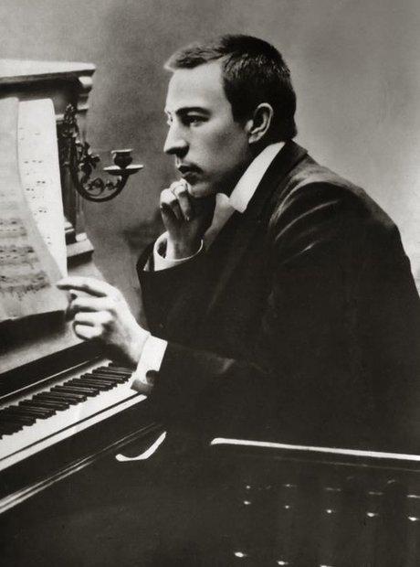 Rachmaninov 1900s