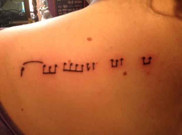 24 Weird And Wonderful Classical Music Tattoos Classic Fm