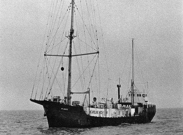 Radio Caroline ship