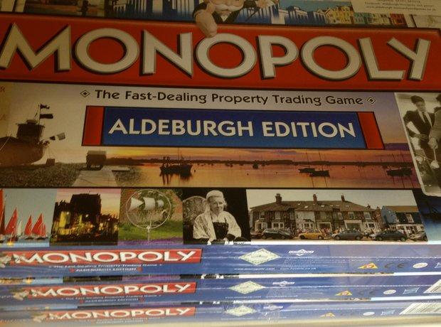 Britten Aldeburgh monopoly