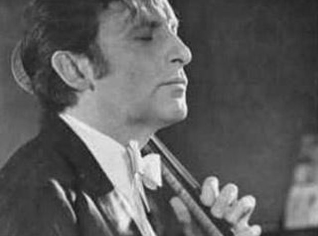Daniil Shafran cellist