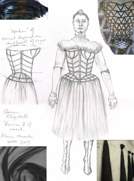 Tudors costumes at WNO