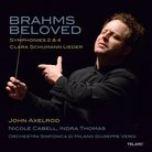 Brahms Beloved Axelrod