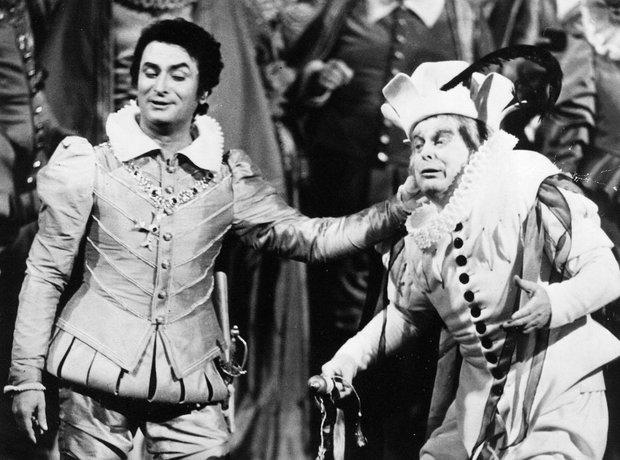 Rigoletto Verdi Polanski Glossop Modoveanu