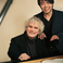 Image 6: Lang Lang and Simon Rattle