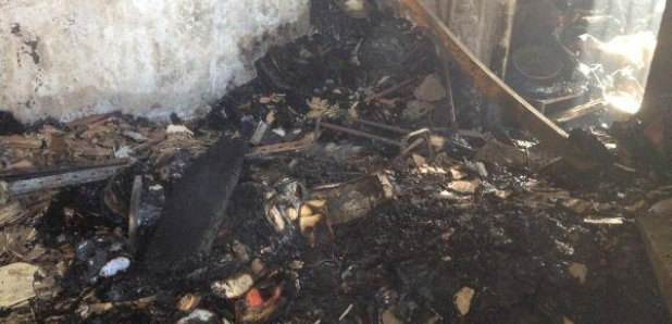 Instrument museum destroyed in fire