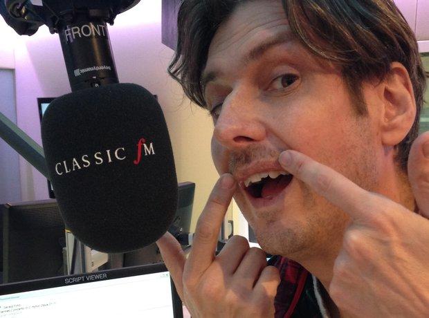 Jamie Crick Movember