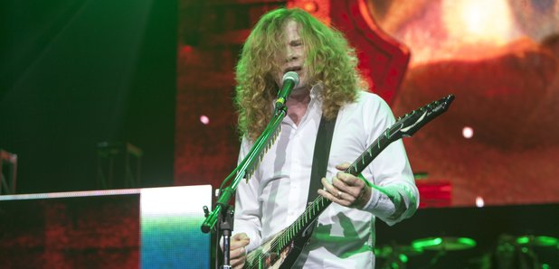 Dave Mustaine, Megadeth