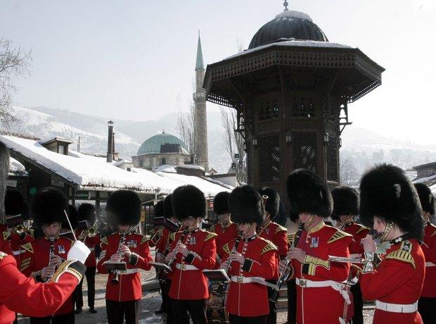 Band Grenadier Guards