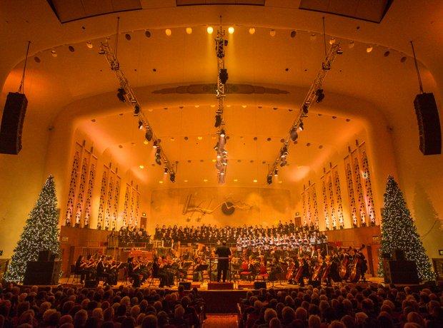 RLPO Christmas Philharmonic Hall Liverpool