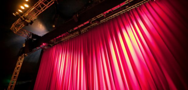 opera house curtain