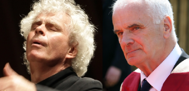 Simon Rattle Peter Maxwell Davies New Year Honours