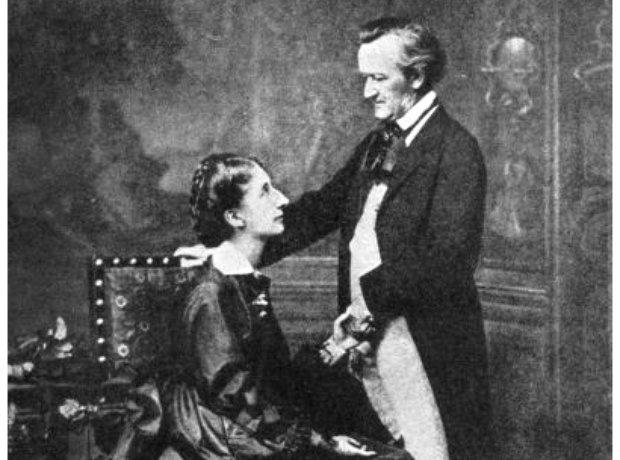 Richard Wagner Cosima von Bulow