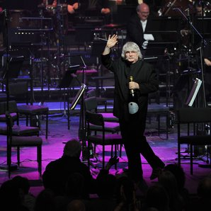 Karl Jenkins at Classic FM live in Cardiff 2014