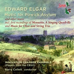 Elgar Powick Asylum Barry Collett