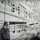 Classical music graffiti street art