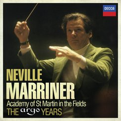 Neville Marriner Argo Years