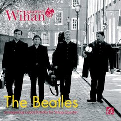 Wihan Quartet play the Beatles