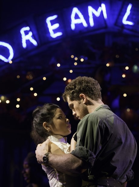 Miss Saigon Eva Noblezada Alistair Brammer London 2014
