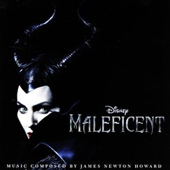 Maleficent album cover James Newton Howard