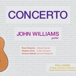 Concerto John Williams Goss Edwards Salinas