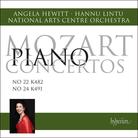Mozart Piano Concerto 22 24 Angela Hewitt