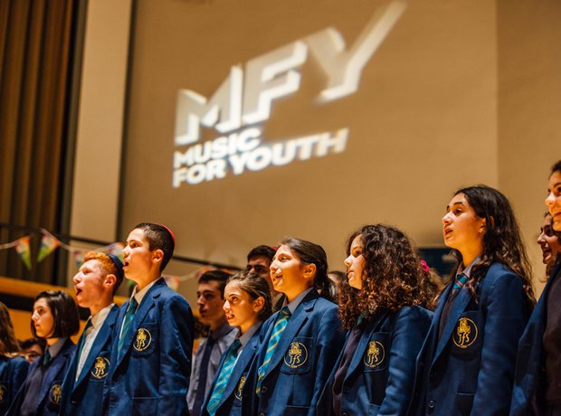 JFS Singers, Music For Youth