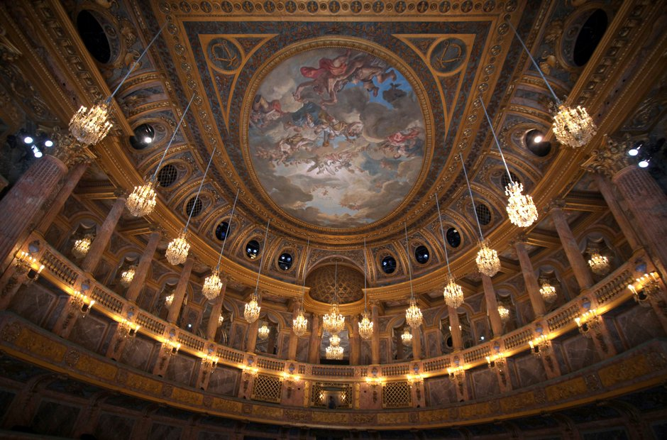 Opera Royal de Versailles Paris