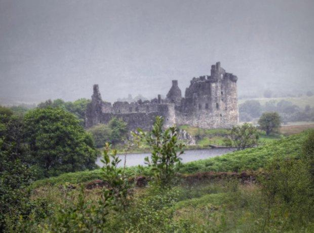 Mendelssohn Scotland mist