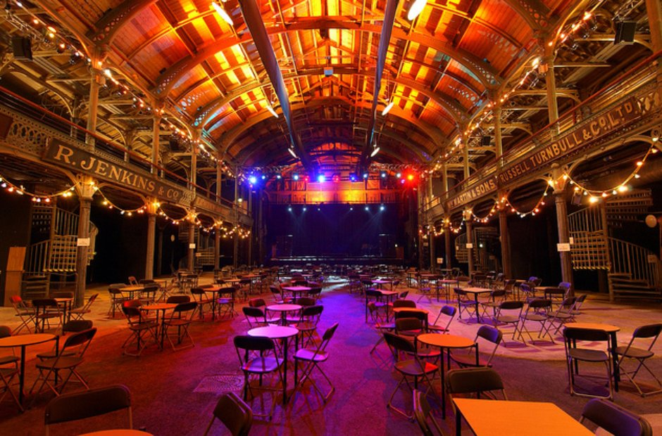Old Fruitmarket Glasgow