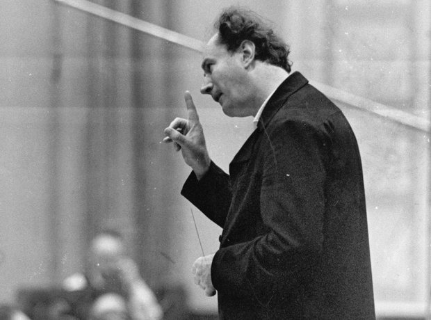 Rafael Kubelik conductor